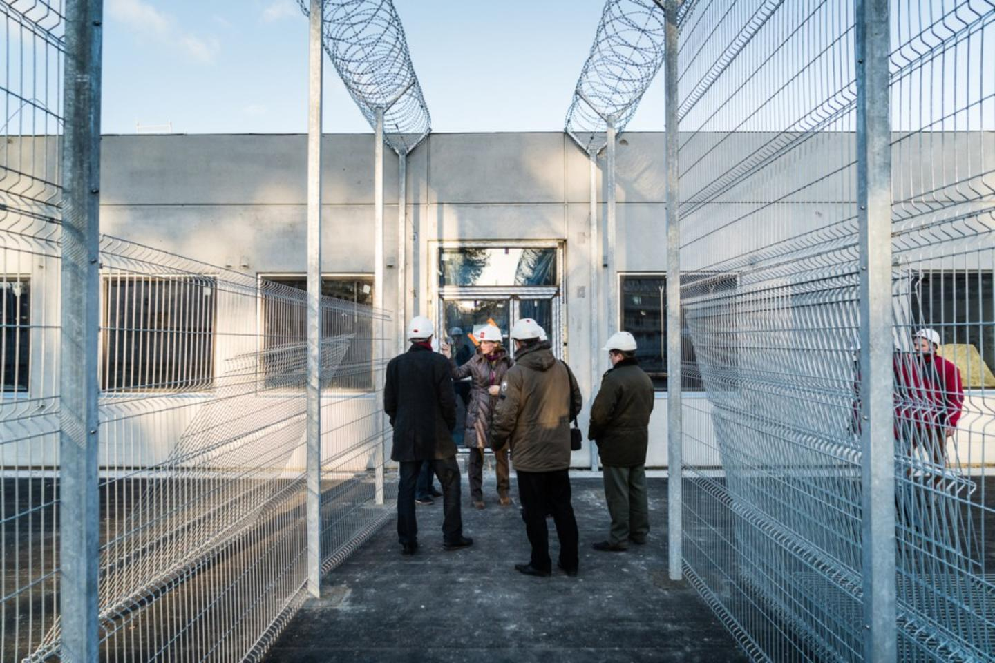 Olaine prison in Latvia supported by Norway Grants