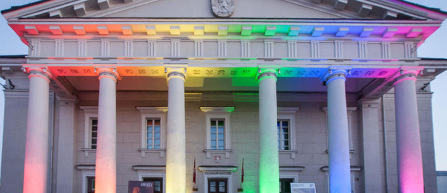 City Hall Rainbow Days